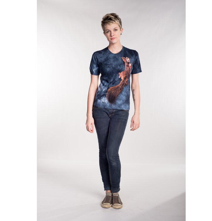 pro dokonalý a originální outfit Tričko Peace veverka - dětské. Potěšte se tímto  kouskem Dedoles ... 61b9f8ce279