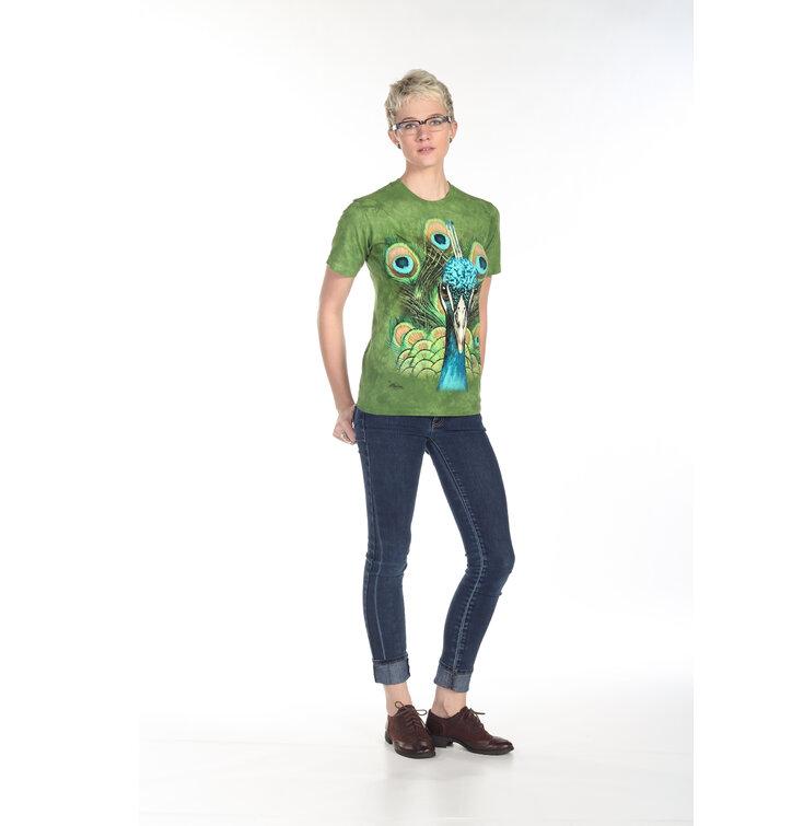 Bereiten Sie sich Freude mit diesem Dedoles-Stück Kinder T-Shirt Pfau bb94e1c3d0