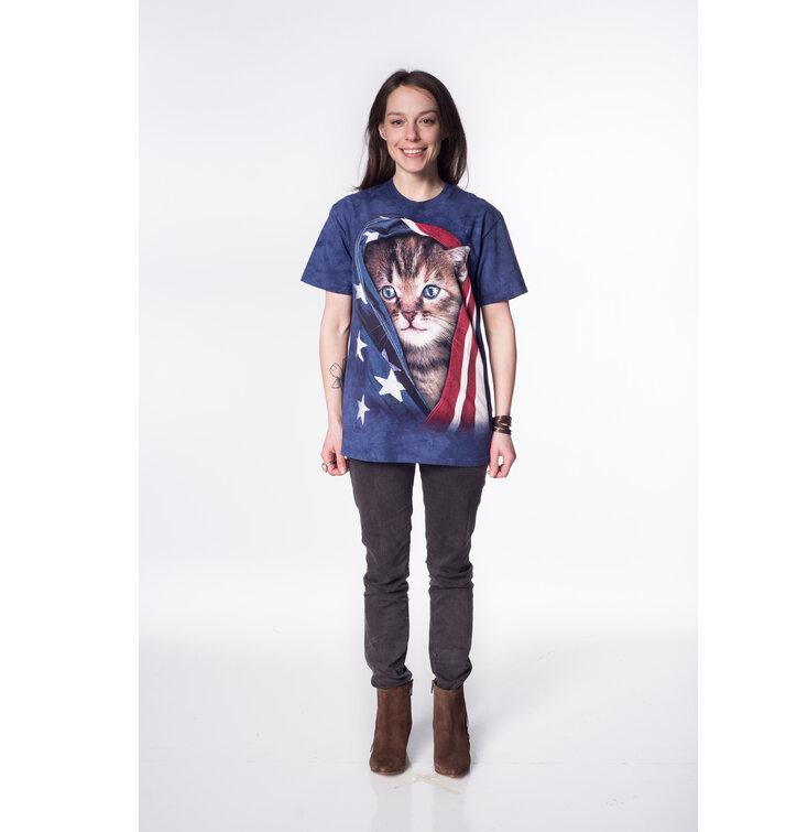 Potěšte se tímto kouskem Dedoles Tričko Americká kočka Kitty d7e37077d8a