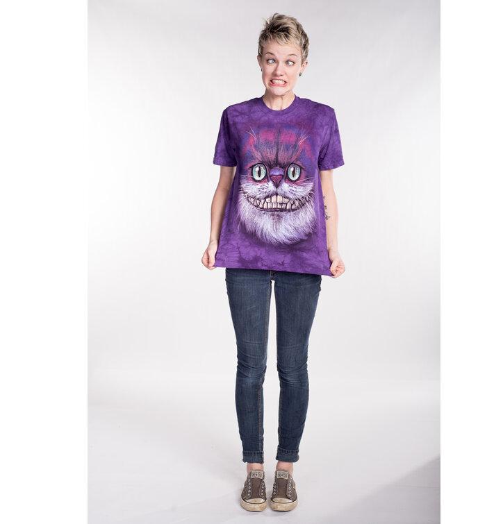 a tökéletes és egyedi ruházathoz Vigyor kandúr az Alice Csodaországban póló 89ec0dd81c