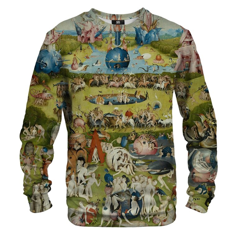 Sale Sweatshirt Garden of Pleasure