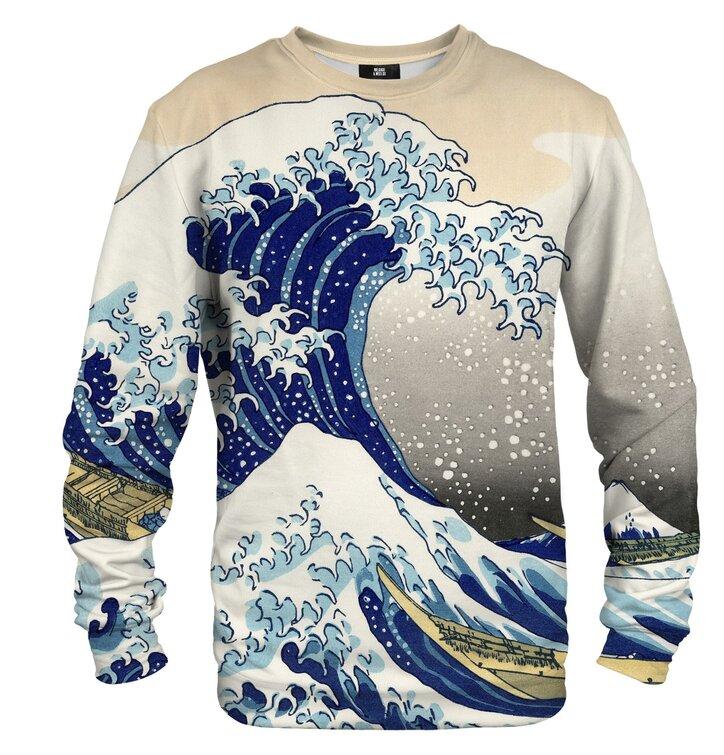 Pulover brez kapuce Razburjeno morje
