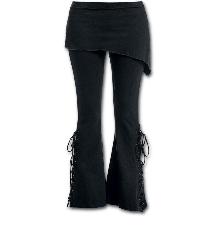 Ladies' Trousers 2in1 Black