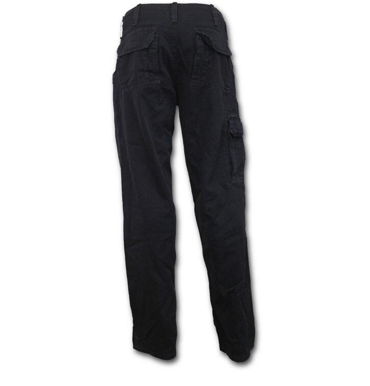 Zľava Denim nohavice Čierna 96a8b146f3