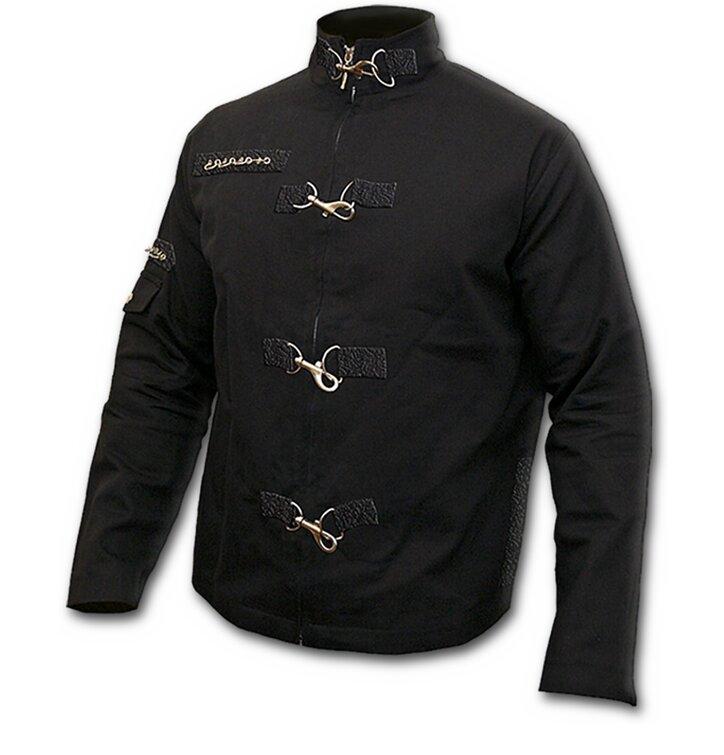 Orient Jacket Denim Black