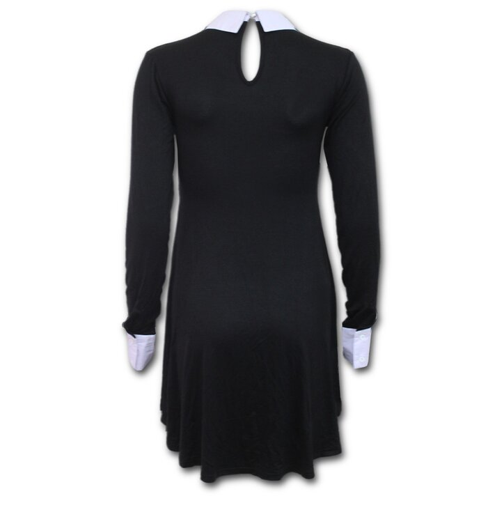 Ladies Dress With Collar And Design American Horror Story Coven