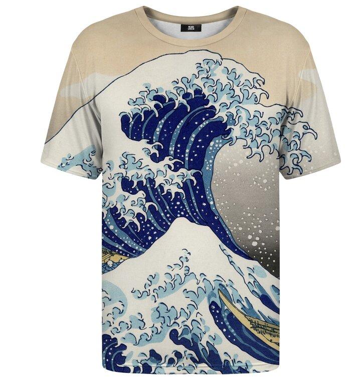 Tričko s krátkym rukávom Rozbúrené more