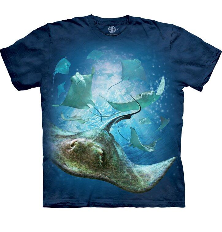 Tričko s krátkym rukávom Morské raje