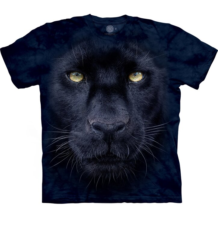3D T-shirt Panther Gaze