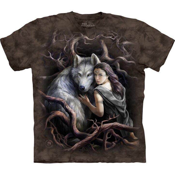 T-shirt Fata e lupo