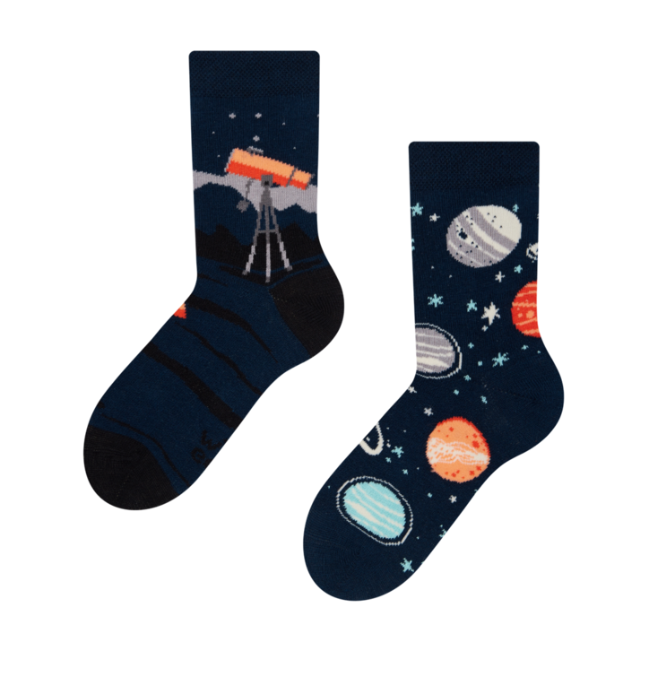 Kid's Socks Cosmos