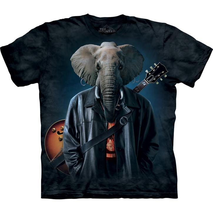 Tričko s krátkym rukávom Rocker Cooper