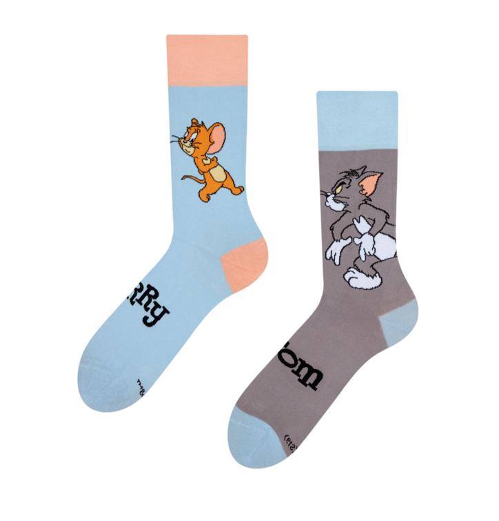 Vrolijke sokken Tom and Jerry ™ Valkuil
