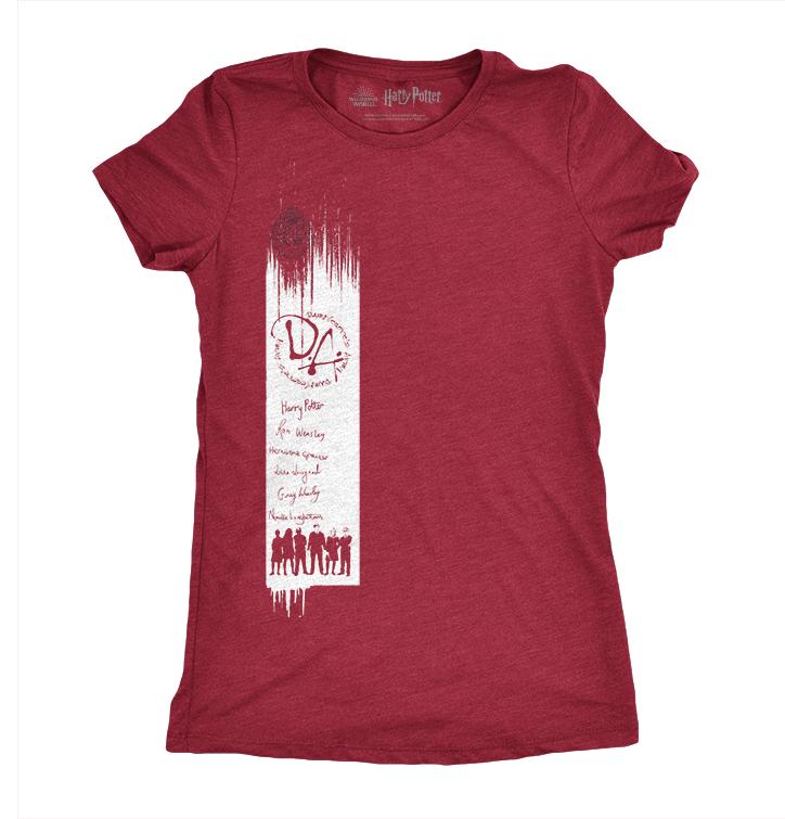 T-Shirt pour femmes Harry Potter™ - L'armée de Dumbledore