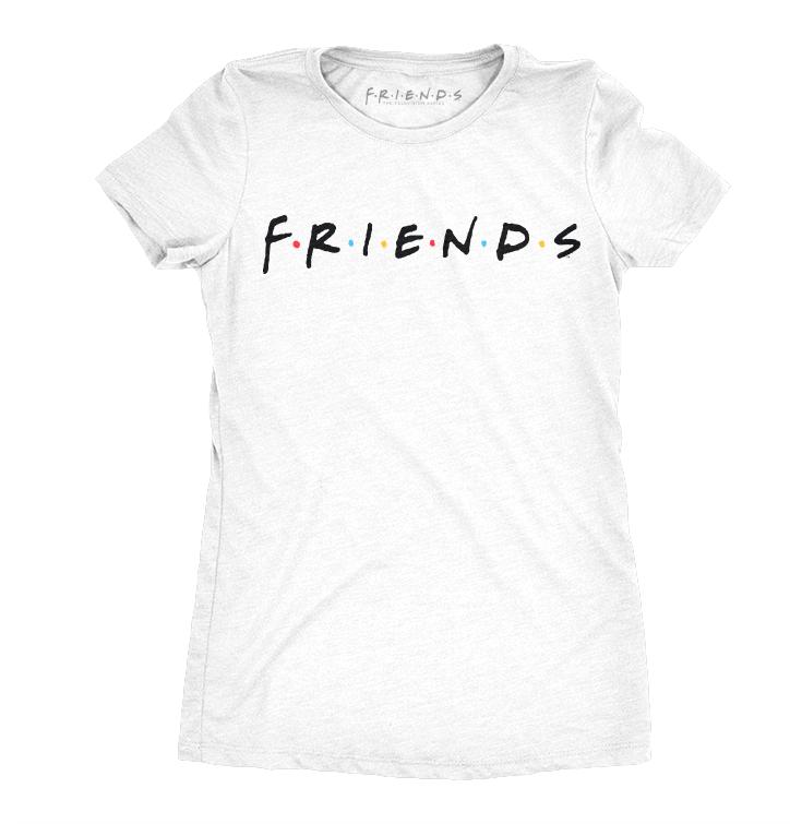 Ženska majicaFriends Logo