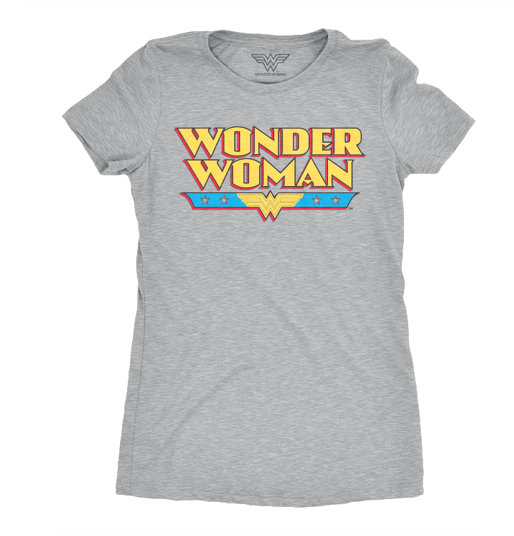 Dámské triko Wonder Woman ™ Logo