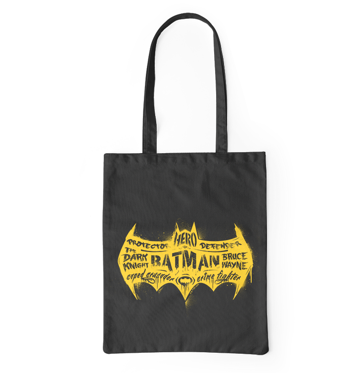 Canvas Bag DC Comics™ Batman Logo
