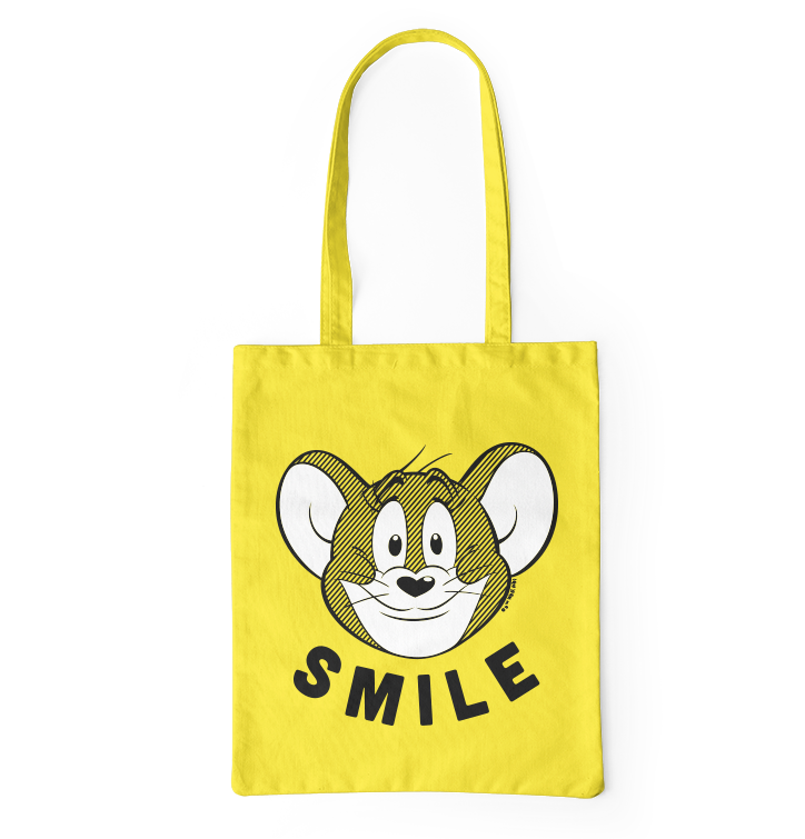 Canvas Bag Tom & Jerry ™ Smile