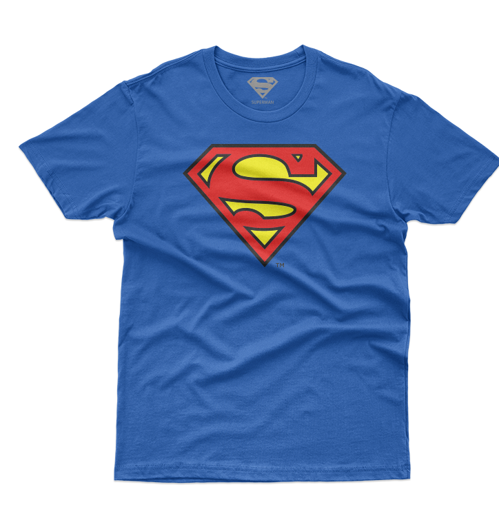 Tričko DC Comics ™ Superman Logo