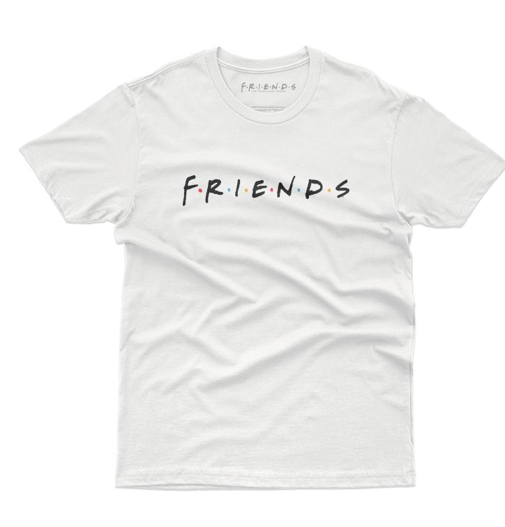 T-Shirt Friends Logo