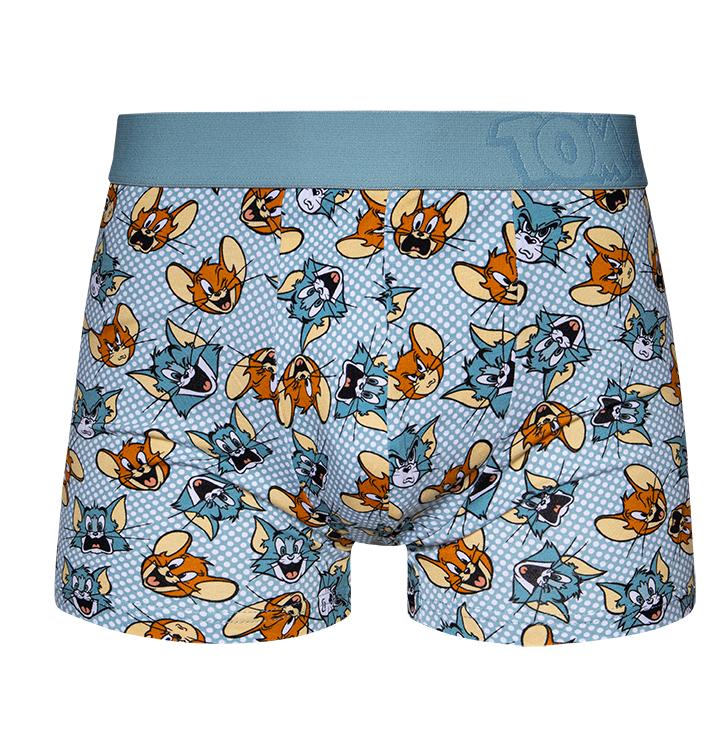 Vrolijke  boxershorts Tom en Jerry ™ Stippen