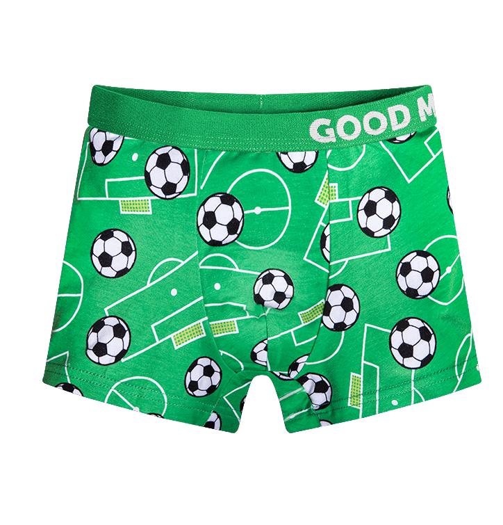 Boy's Boxers Football