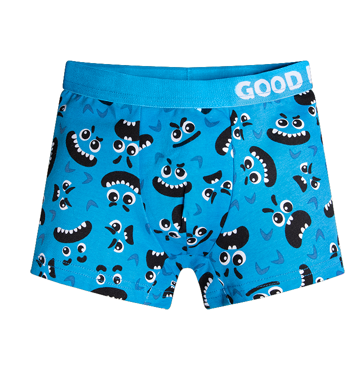 Boys' Boxers Monsters