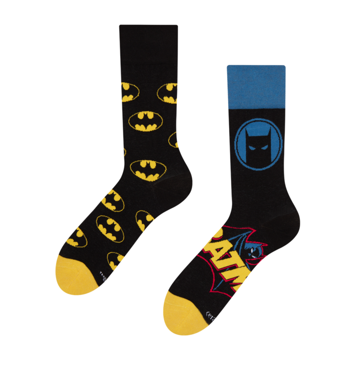 Batman ™ Regular Socks Logo