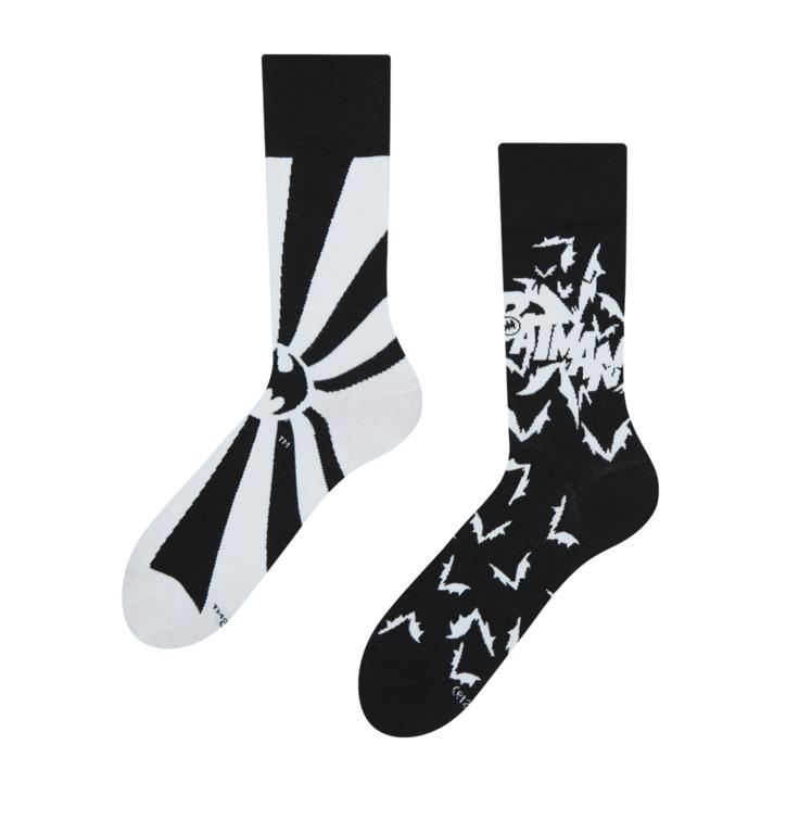 Veselé ponožky Batman ™ Netopýři