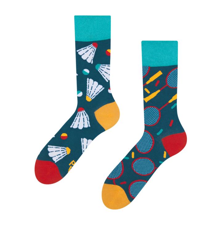 Весели чорапи Бадминтон