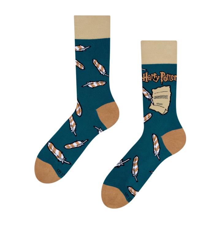 Wesołe skarpetki Harry Potter ™ Wingardium Leviosa
