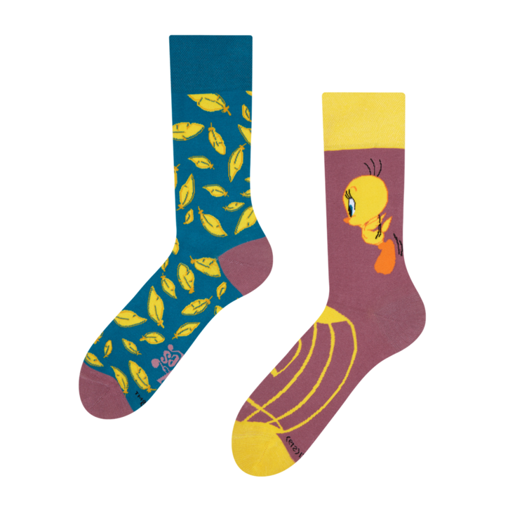 Tweety ™ Regular Socks Feathers
