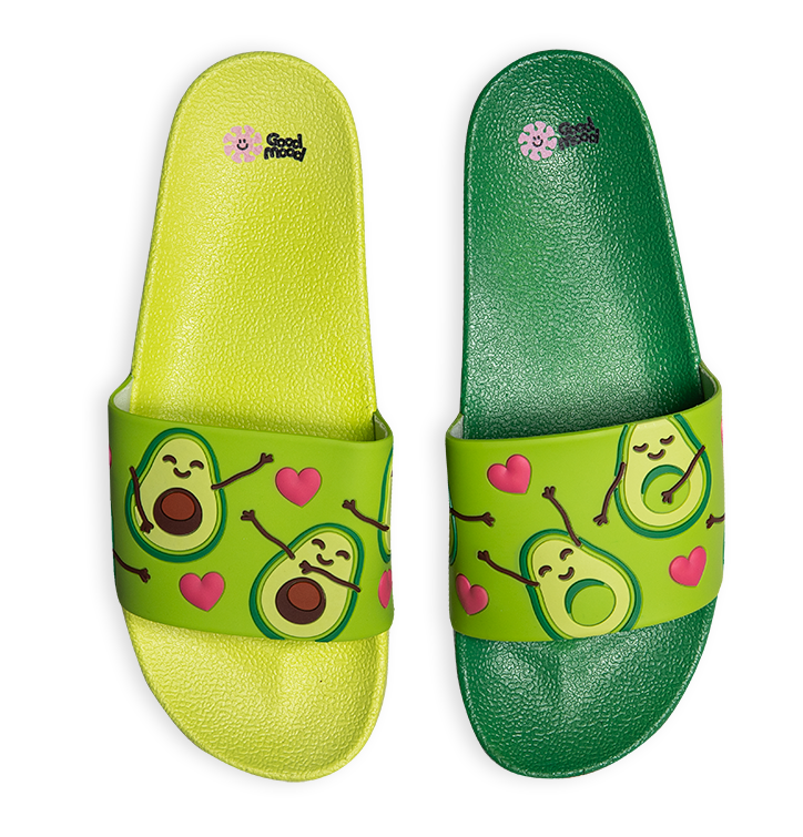 Slides Avocado Love