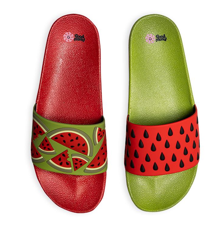 Vrolijke Sliders Watermeloen