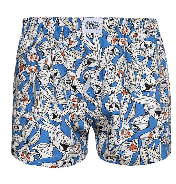 Looney Tunes ™Loose Boxers Bugs Bunny Faces