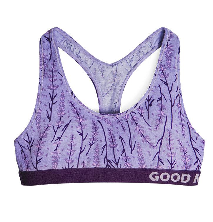 Women's Bralette Lavender