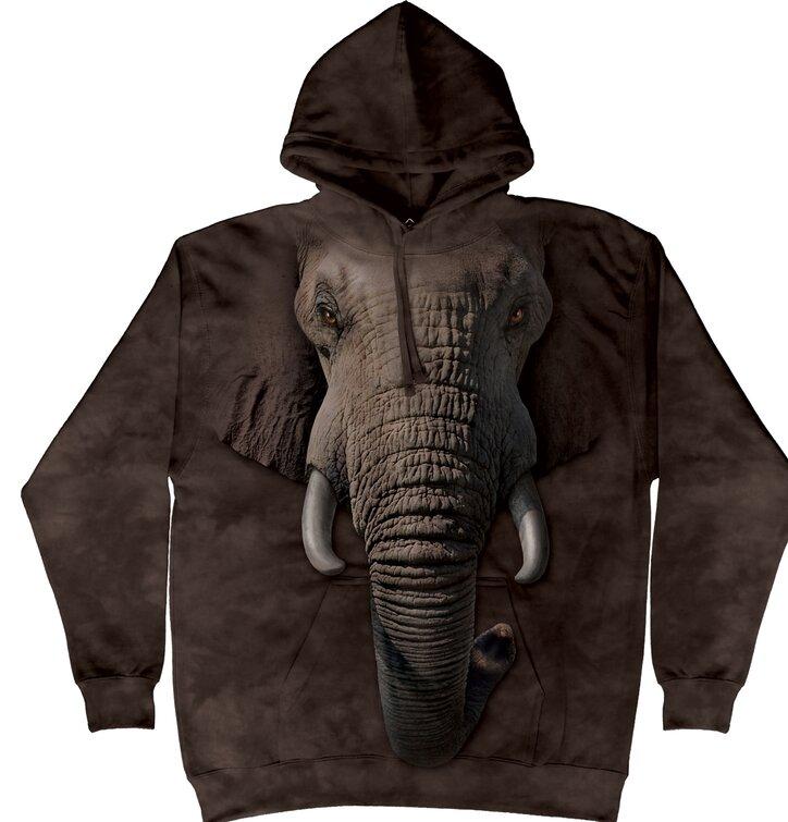Elephant Face Adult