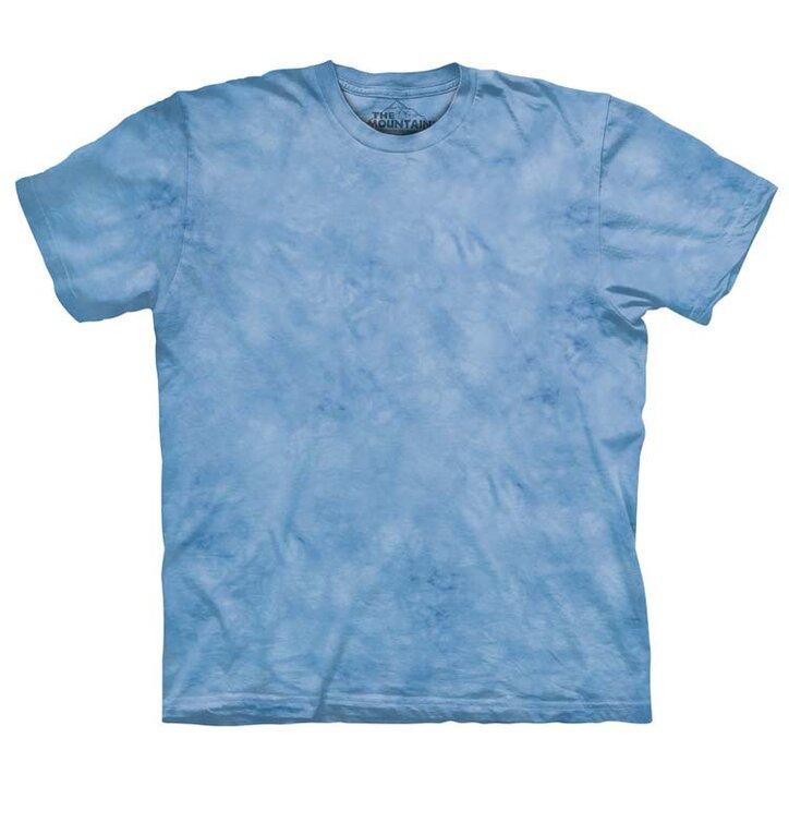 T-Shirt Azurblauer Himmel
