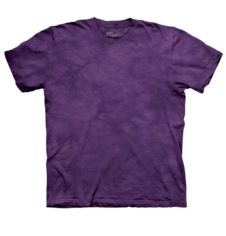 Tričko vo farbe orgovánu