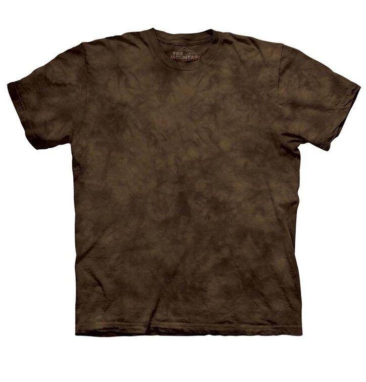 Barna árnyalatai póló