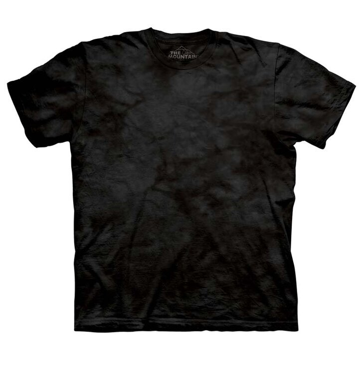 Black Mottled Dye