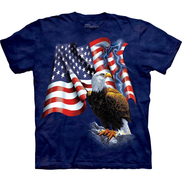 Tričko Orlí vlajka