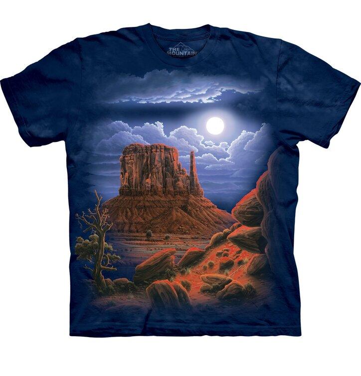 Tričko Noční prérie