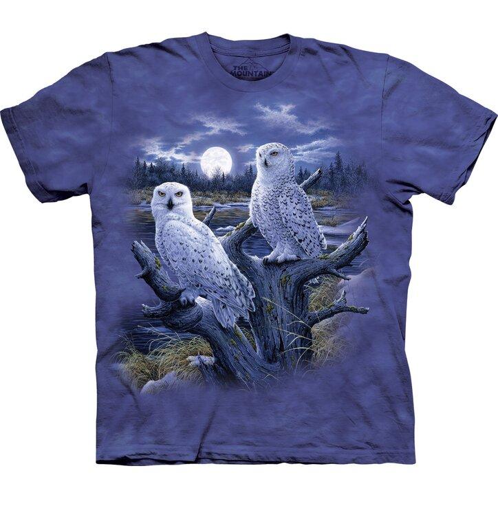 T-Shirts Birds and Butterflies