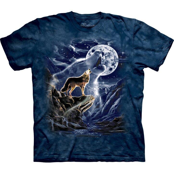 Tričko Duch vlka
