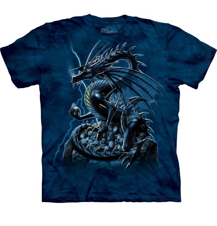 Tričko Strážny drak lebiek