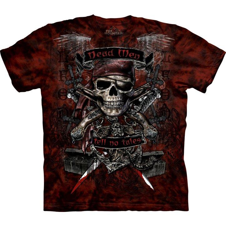 Tričko Mŕtvi nerozprávajú