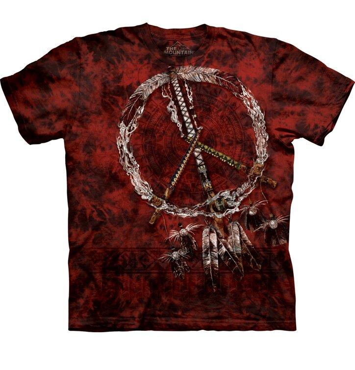 Tričko Červený lapač snov