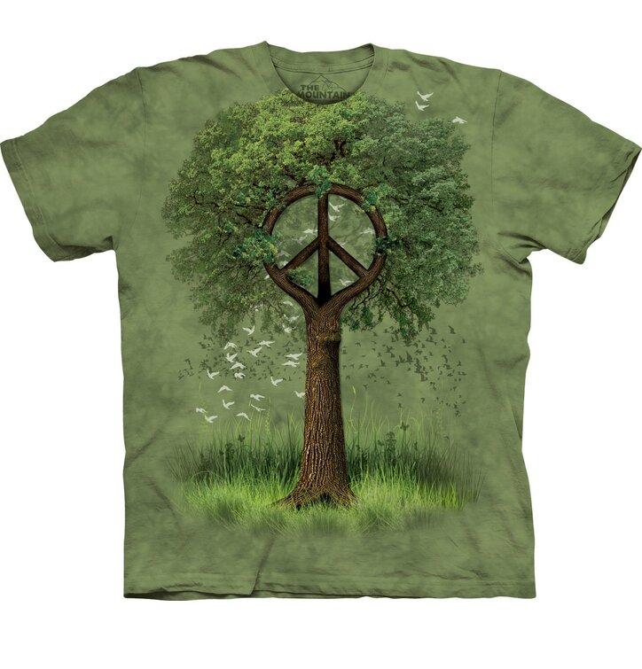 Tričko Kořeny míru