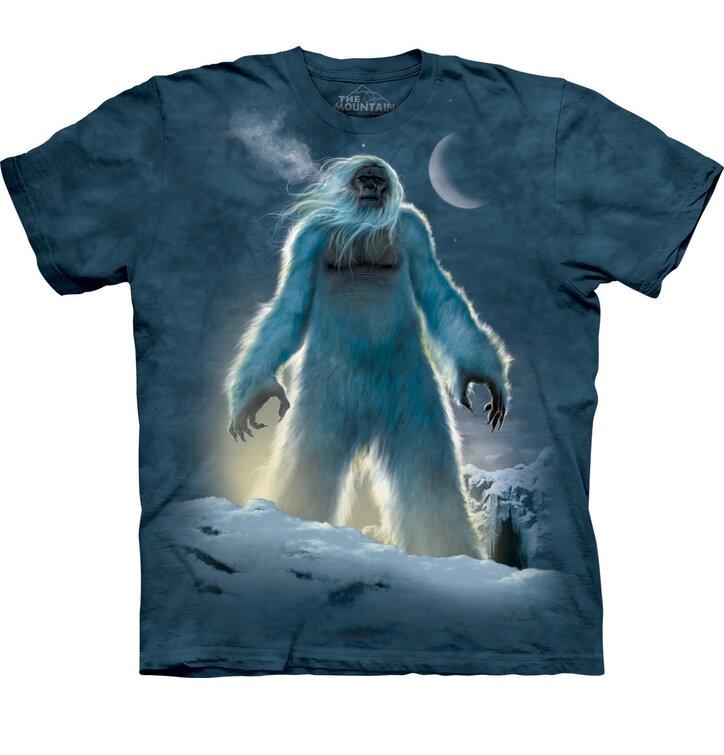 T-Shirt Yeti